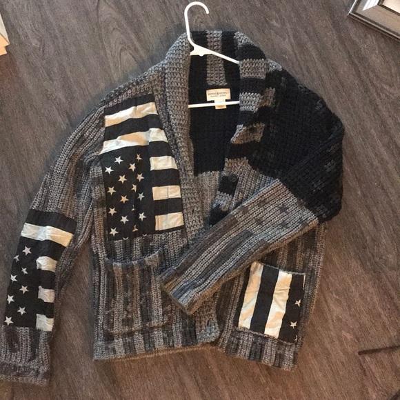 afcfb5e0a Denim   Supply Ralph Lauren Sweaters - Ralph Lauren Denim   Supply American  Flag Sweater